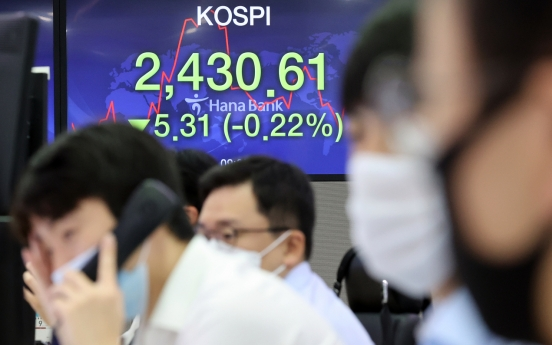 Seoul stocks advance 65% over past 6 months led by bio, tech