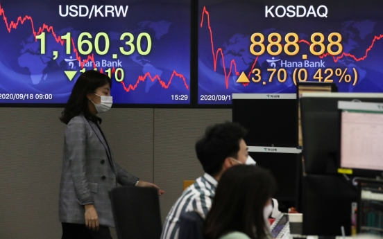 Seoul stocks dip almost 1% amid valuation pressure