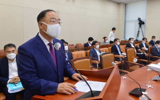 S. Korea to set rules for fiscal soundness