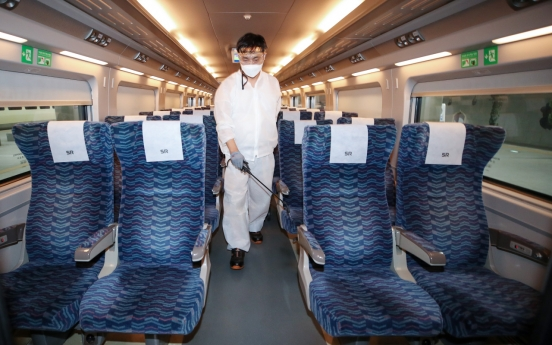 Train passengers who do not wear masks will face fines under new law