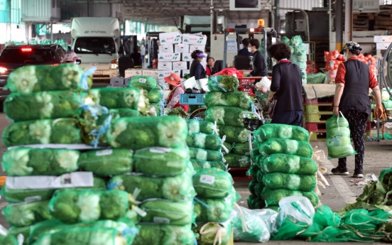 Producer prices continue uptrend in August due to summer rains, typhoons