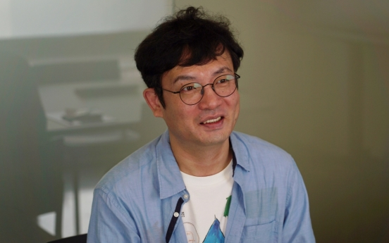 [Eye Interview] Korean Peninsula laid out on music sheets