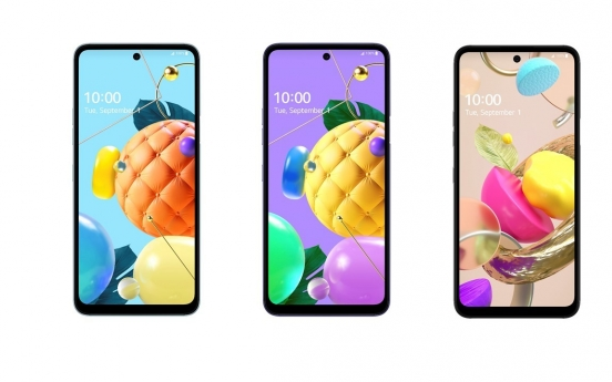 LG expands budget smartphone lineup with 3 new models