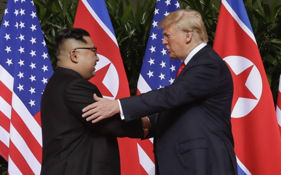 Will there be a Trump-Kim 'October surprise'?