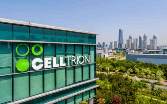 Celltrion creates holding company for 3-away merger