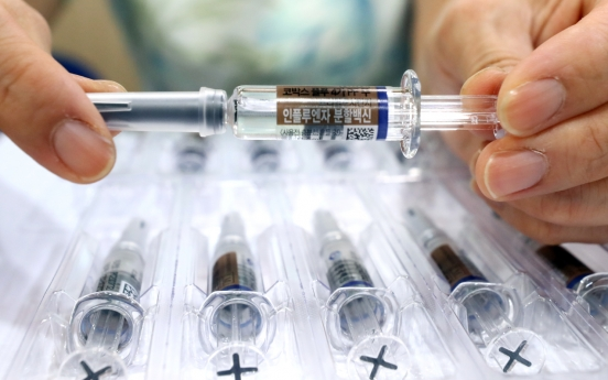 407 people injected with mishandled flu vaccines: authorities
