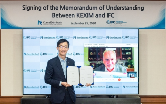 Eximbank, IFC team up to finance developing countries post-COVID-19