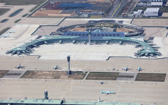 Five flights diverted from Incheon due to drone