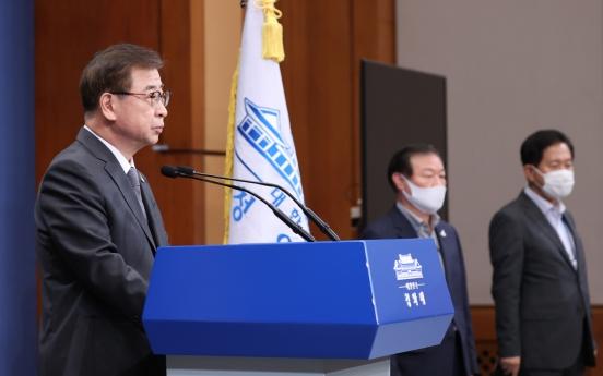 Deputy security adviser recently visited US for talks on alliance, N. Korea: Cheong Wa Dae