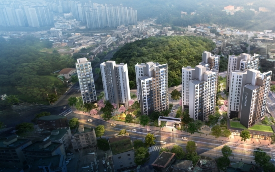 Ssangyong E&C wins redevelopment contract in Goyang