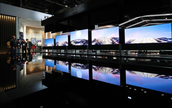 LG tipped to release rollable TV next month