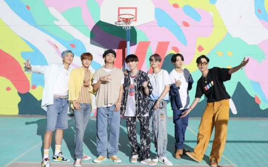 [Newsmaker] BTS tops two Billboard charts with latest hit 'Dynamite'
