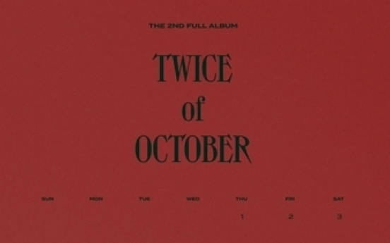 TWICE to drop 2nd full-length album this month