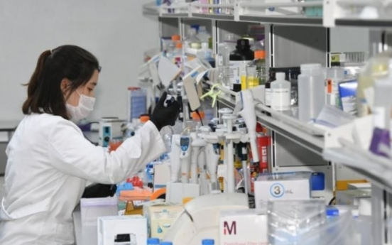 S. Korean bio firms in race for COVID-19 treatment, vaccine development