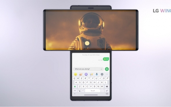 LG to launch new rotating-screen smartphone this week