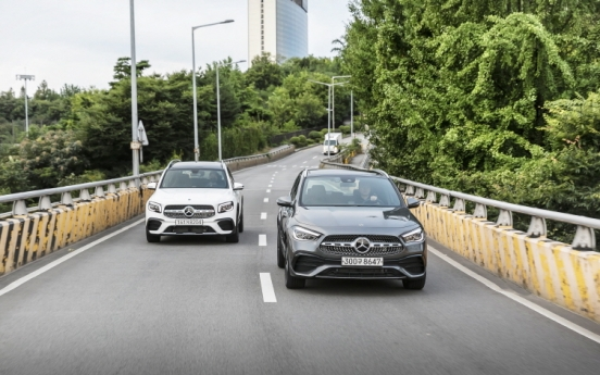 [Behind the Wheel] Mercedes-Benz keeps up game in rising compact SUV market