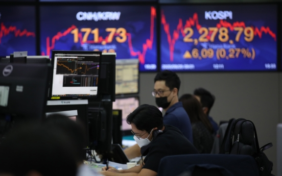 Seoul stocks open tad higher on auto gains