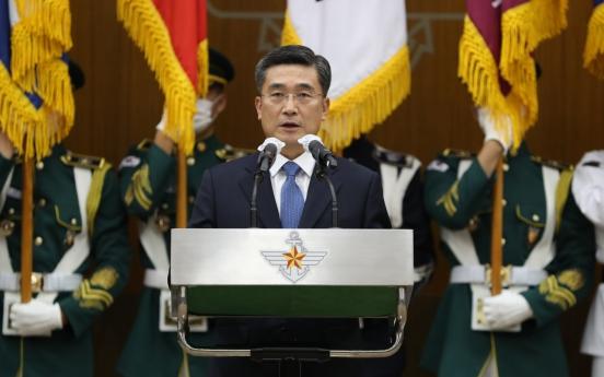 Defense minister, US ambassador vow to strengthen alliance