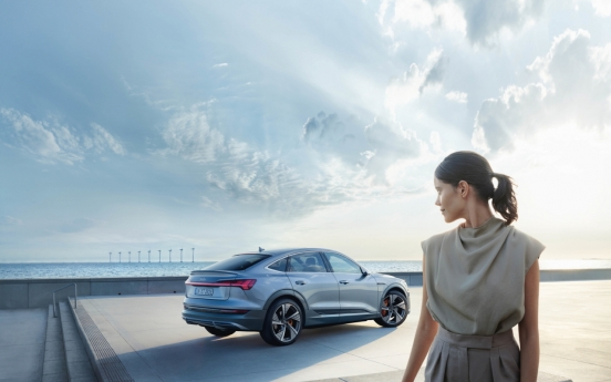 Audi redefines brand, promotes sustainable digital premium mobility