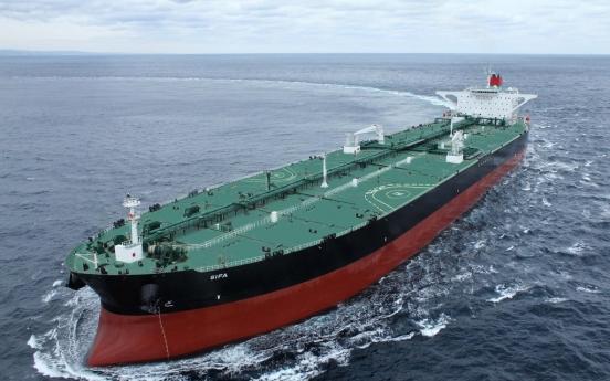 S. Korean shipyards take No.1 spot in new orders in Q3