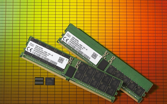 SK hynix rolls out DDR5 chips as 365bet体育平台's first