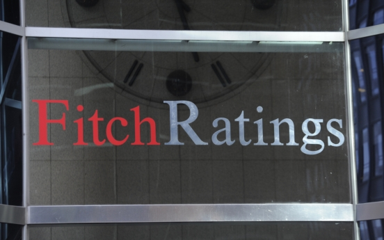 Fitch keeps S. Korea's credit rating at 'AA-,' outlook stable