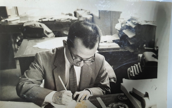 Glimpse into life of pioneer of English-language journalism in Korea