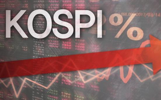 Seoul stocks extend winning streak to 6th day on lingering US stimulus hopes