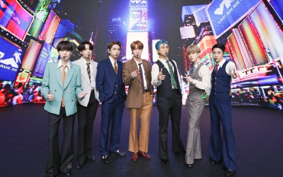 Defense chief says military exemption for BTS members not under consideration