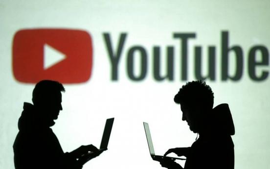S. Koreans spent nearly 30 hours on YouTube in Sept.: data