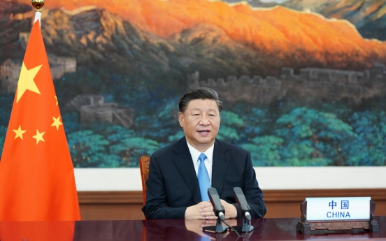 China's Xi promises support for China-N.Korea relations in letter to Kim: KCNA
