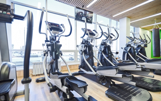 No. of fitness centers soar in 10 years: data