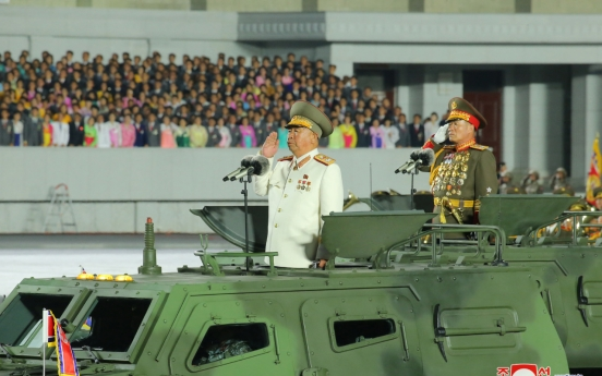 Rival parties voice misgivings on probable new ICBM paraded by N. Korea