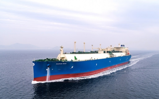 Daewoo Shipbuilding wins 2tr won worth of orders for 6 ships