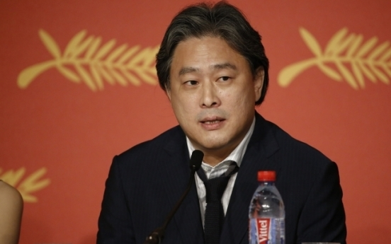 Park Chan-wook's new film to start shooting in October