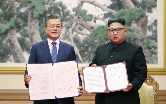 N. Korea breached inter-Korean military pact: experts