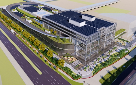 Hyundai Motor breaks ground for open mobility innovation center in Singapore