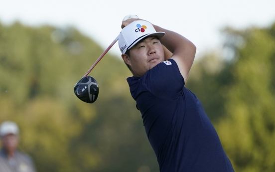 S. Korean Im Sung-jae eyeing top-5 finish at relocated PGA tournament