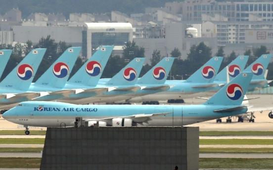 Korean Air extends paid leave until December on pandemic
