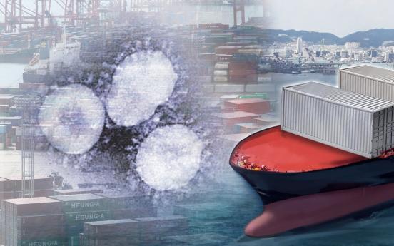 Virus-hit S. Korean exporters pining hopes on ASEAN, China: poll