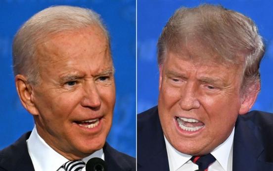 Trump, Biden to hold rival TV town halls instead of debate