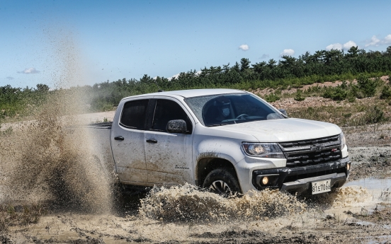 [Behind the Wheel] Will Chevrolet Colorado attract Korean adventure enthusiasts?