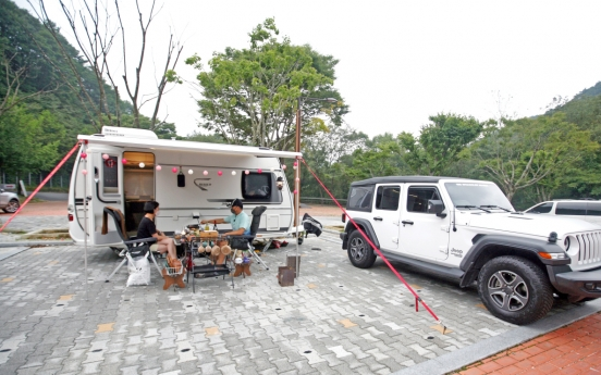 Camping in the age of COVID-19