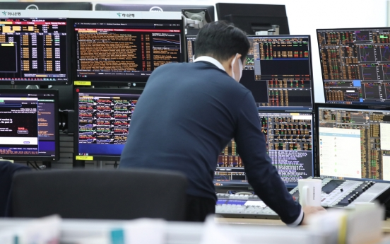 Seoul stocks down for 4th consecutive day on virus concerns