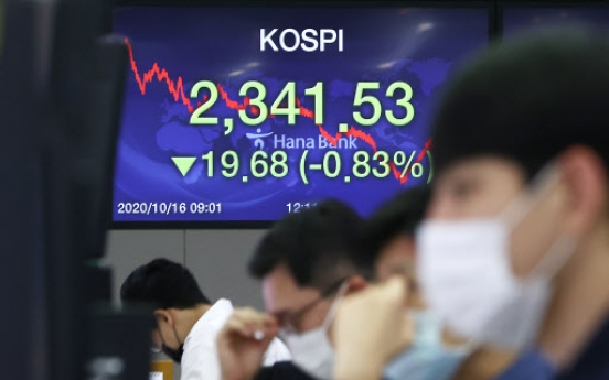 Seoul shares likely to move in tight range in coming week; US election in focus
