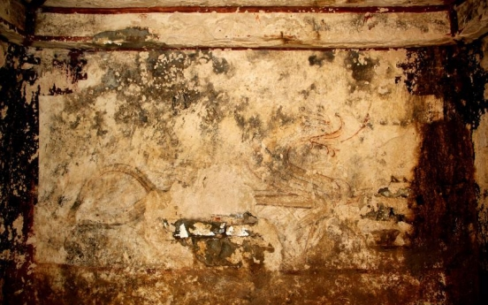 N. Korea uncovers ancient mural tomb in western province: KCNA