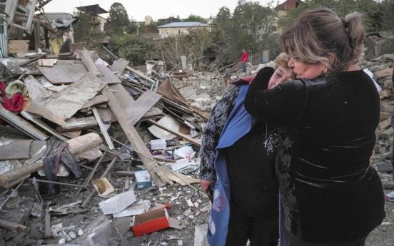 Armenia accuses Azerbaijan of violating humanitarian truce