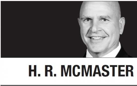 [H.R. McMaster] US foreign policy took a narcissistic turn after the Cold War. Here's how to set things right