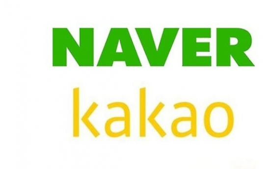 Foreigners scoop up W350b worth of Naver, Kakao shares in October