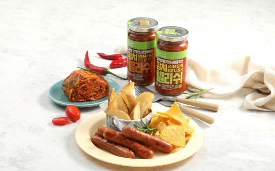 'Kimchi Relish': Pulmuone reinterprets kimchi for millennials